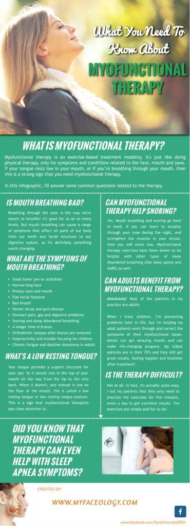 Orofacial Myofunctional Therapy