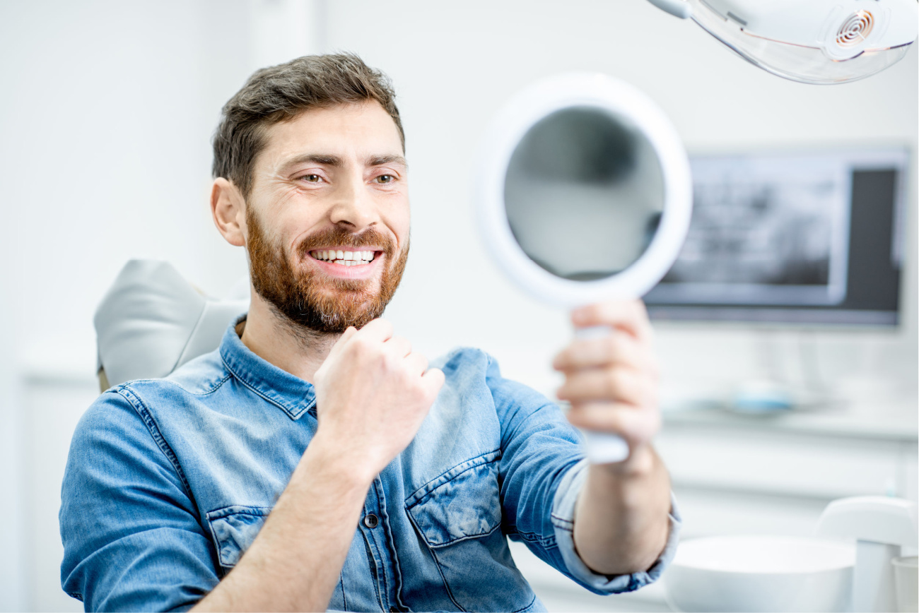 cosmetic dentistry men