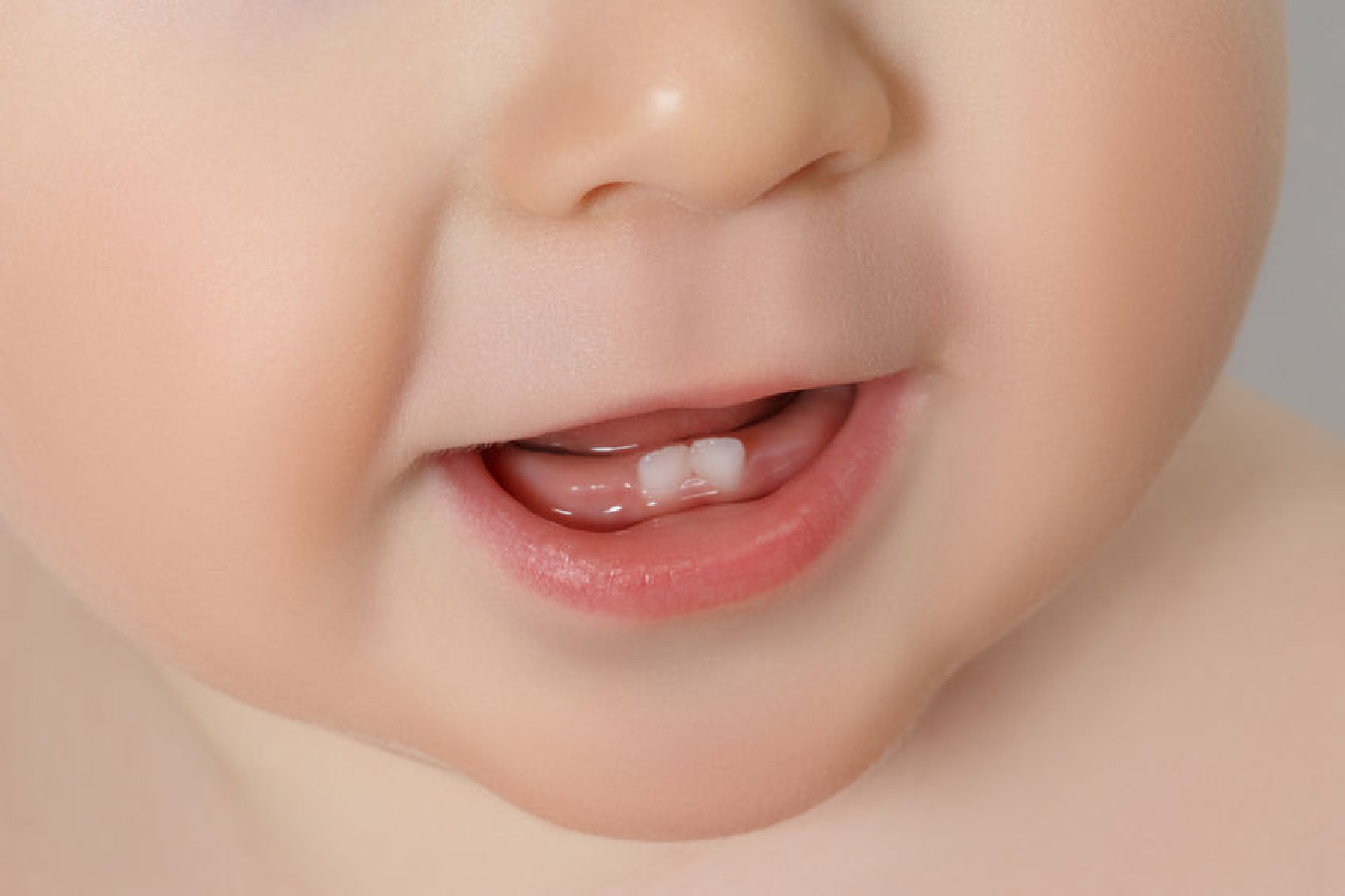 dentistry for children infants