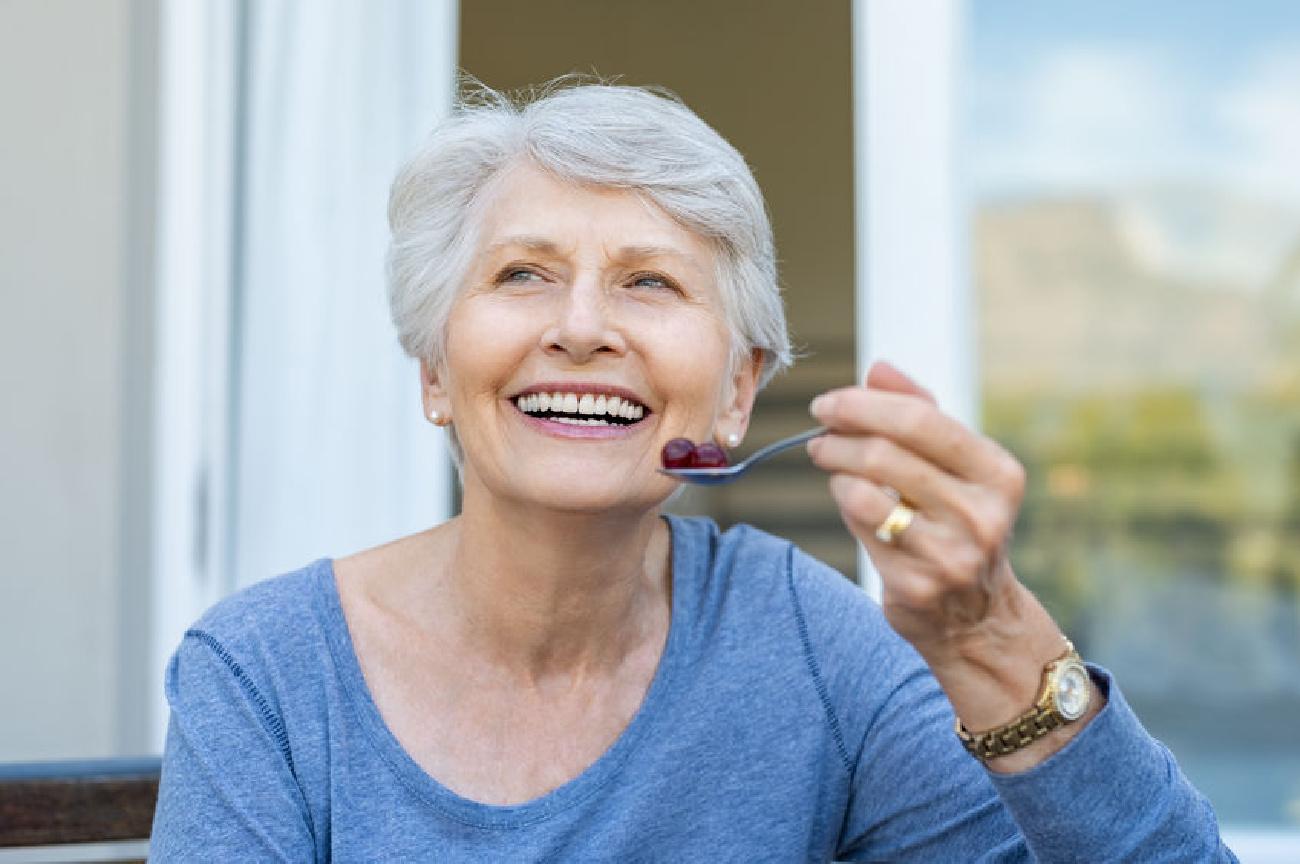 dentistry women menopause